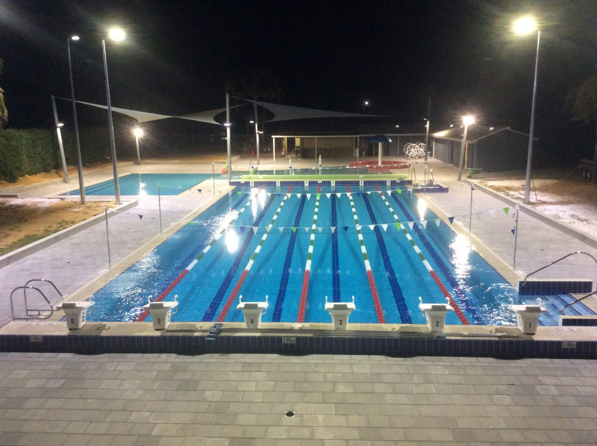 Redevelopment of Quairading Memorial Swimming Pool