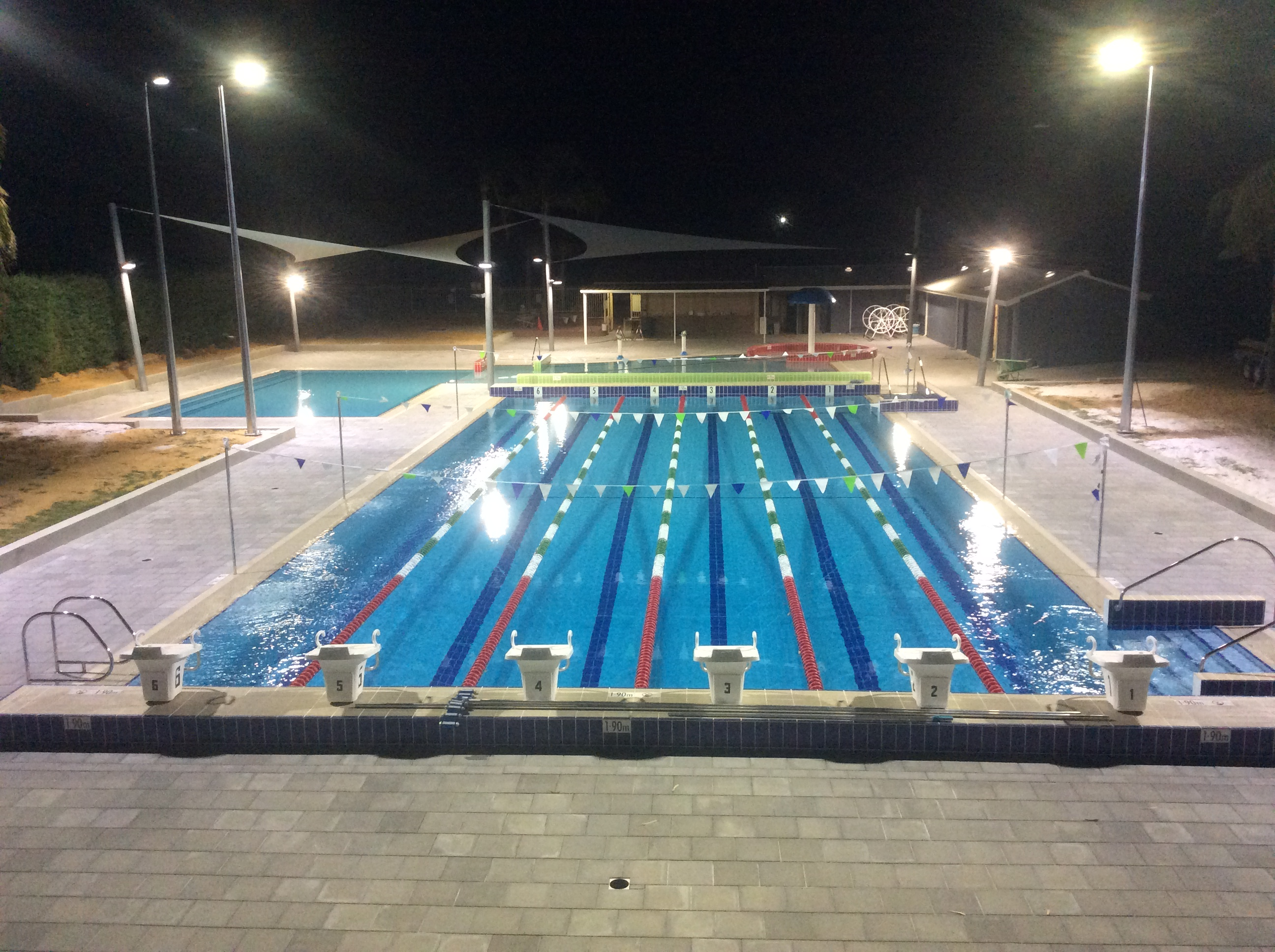 Redevelopment of Quairading Memorial Swimming Pool